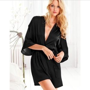 Victoria's Secret satin robe